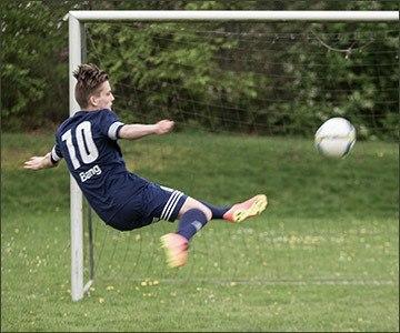 Fodbold på Klank Efterskole - Fodbold for livet