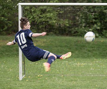 Kom på en fodbold efterskole med Klank