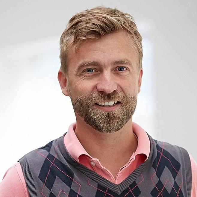 Kasper Trab Stidsen er lærer på Klank